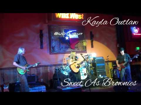 Kayla Outlaw Sweet As Brownies Original Song