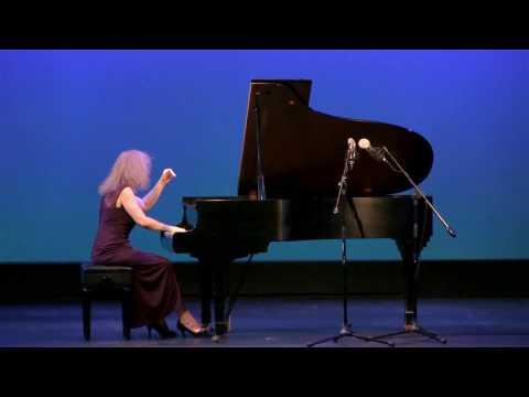 Liszt: Hungarian Rhapsody No.14 - Sophia Agranovich at NJIT