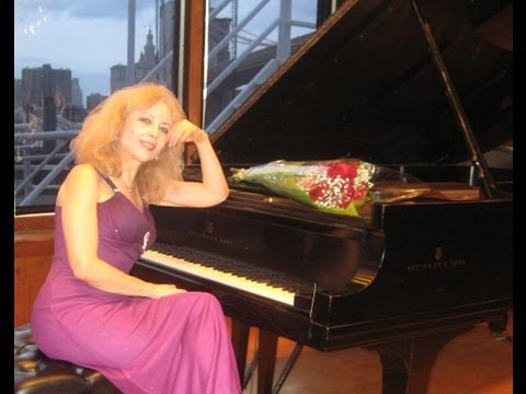 Schumann-Liszt. Liebeslied 'Widmung' ('Dedication') - Sophia Agranovich