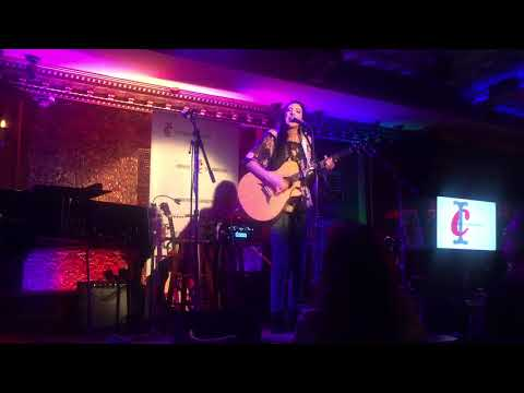 """Katie Garibaldi Live in NYC 2018: """"Safe and Warm (Lullaby for Jesus)"""""""