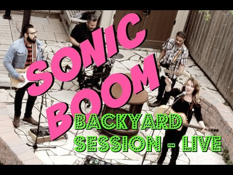 SONIC BOOM - LIVE - ACROSS THE BOARD - ORIGINAL