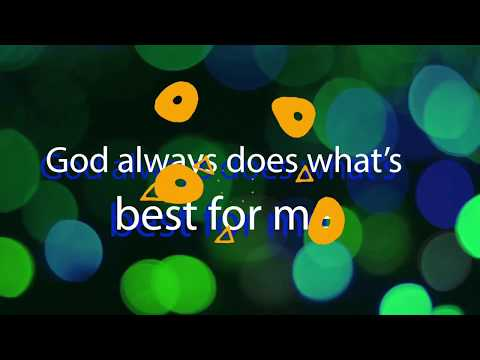 Christa Deana: If God Doesn't Want It Lyric Video