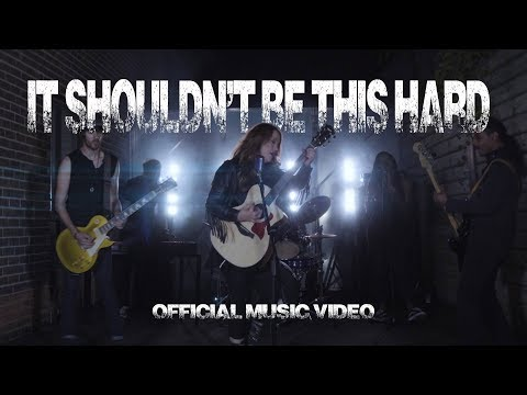 """Across The Board """"It Shouldn't Be This Hard""""   Official Music Video"""