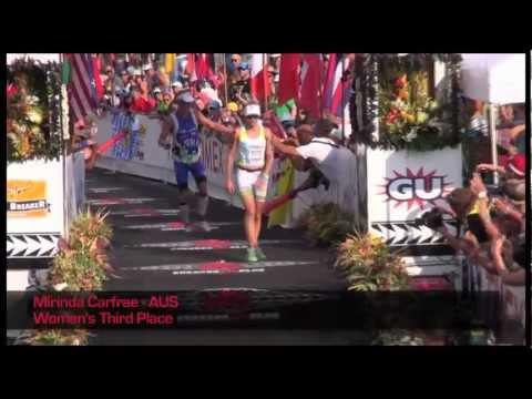 Kona Ironman '12 World Championship Recap