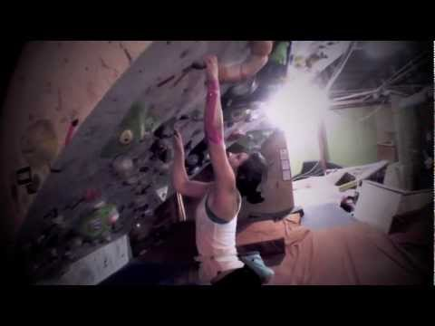 Tiffany M. Rock Climbing