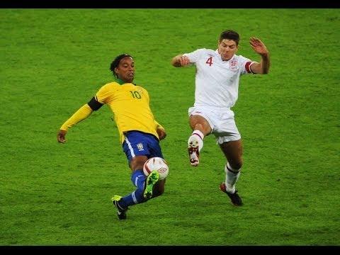 Ronaldinho Humiliating Great Players