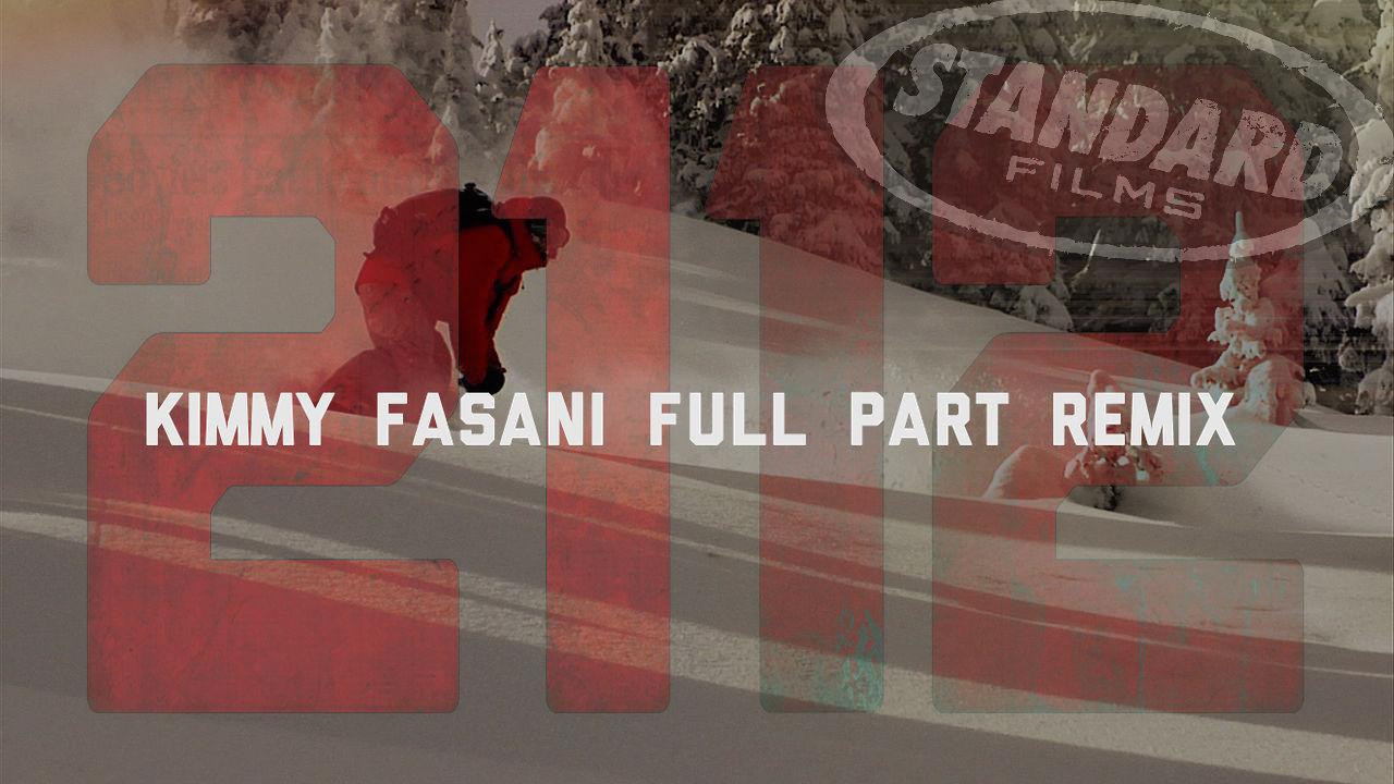 Kimmy Fasani Full Part Remix - Standard Films 2112