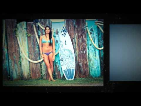 Surfer Malia Manuel is Pretty Tough