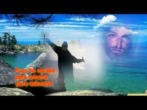 Nacido para amarte - Marco López - Música cristiana católica - subtitulado karaoke
