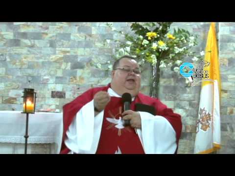 Predicación Monseñor Roberto Sipols, La Sangre de Cristo