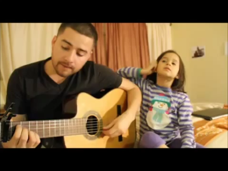 მამა და შვილი მღერიან - Father and daughter - Home