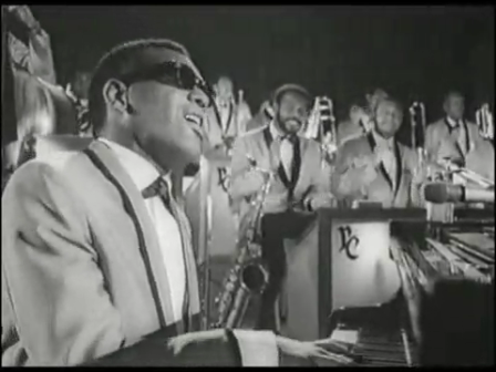Ray Charles  -What I Say