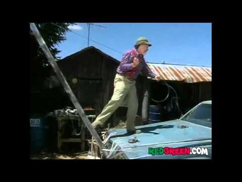 "Handyman Corner ""Cadillac Backhoe"""