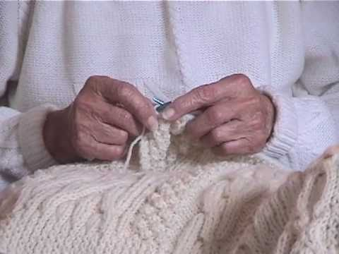 Emily's Garden Irish Knit Sweaters  .mp4