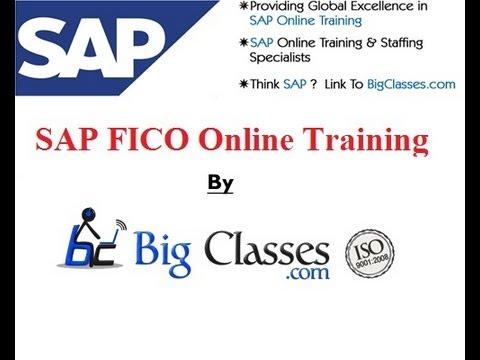 SAP FICO Online Training   Video Tutorial