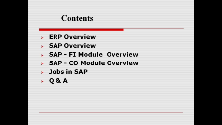 SAP FICO Online Training and Placement - SAP FICO DEMO SESSION - Crescent IT Solutions