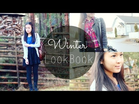 Winter LookBook ❆ 5 Outfits for School