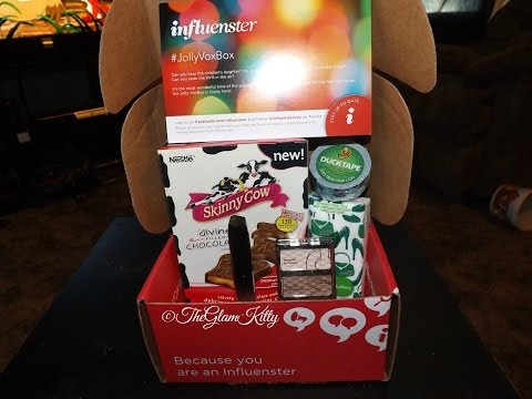 Open Box Haul Featuring The Jolly VoxBox From Influenster