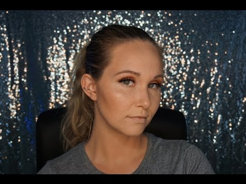 Bronzy Makeup Look collab with Mabelsbeauty