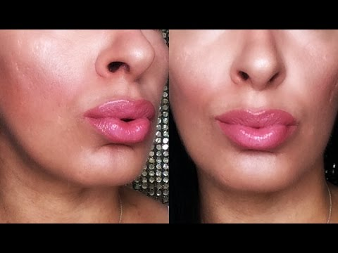 How To: Create Natural Overdrawn Lips