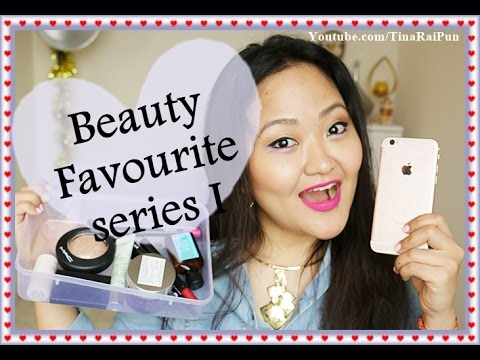 Beauty Favorites I iphone6s, kiehl's, MAC, Sugar cosmetics, Clinique, Jo Malone & more! Tina Rai Pun