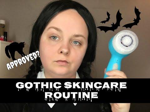 Gothic | Skincare Routine