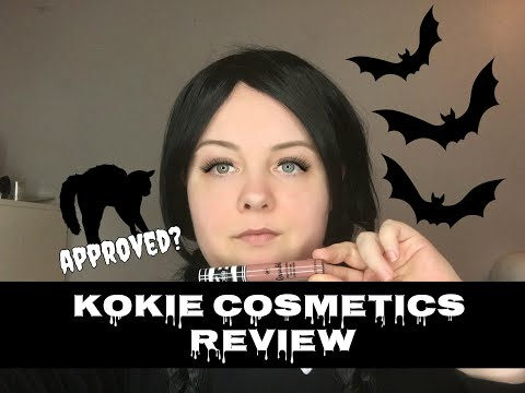 Wednesday Reviews | Kokie Cosmetics | Kissable Liquid Lipstick in Nirvana