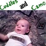Cuddles and Camo
