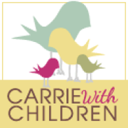 Carrie with Children