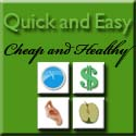 Quick and Easy Cheap and Healthy