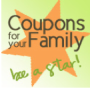 Coupons For Your Family