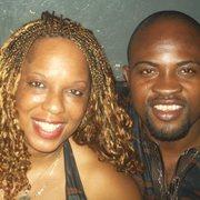 Victor and LaWanda Asuquo