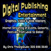 Digital Publishing Entertainment