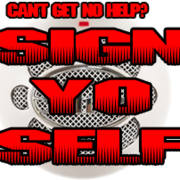 SignYoSelf.ning.com