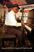 Pinetop Perkins...one of a kind