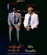 Marcus and Ellis...giants of Jazz