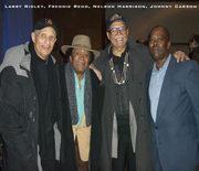 Larry Ridley, Freddie Redd, Nelson Harrison, J. Carson