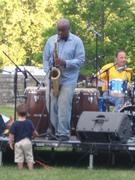 UA Jazz on the Lawn 6-24-10