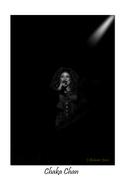 _Chaka in Black and White