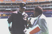 Al Martin, Three Rivers Stadium 1993 Season