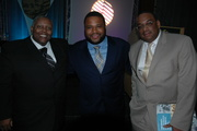 Aubrey, Anthony Anderson, John Harris SBN Black College All-Star Awards 2008