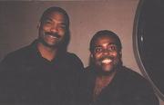 Ronnie Laws, Aubrey BET celebrityfest 1995