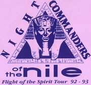 Night Commanders of the Nile