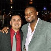 Carlos Ortiz IV and Sean Jones