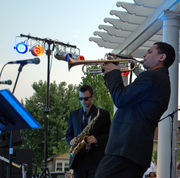 Chico's Quintet at Youngstown Jazz Festival 2011