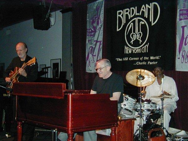 Gene at Birdland, New York City