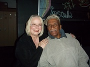 Michele Bensen with Donny Williams