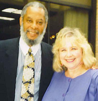 Ben Reiley and Michele Bensen