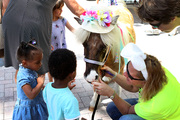 The 18th Annual Easter Bonnet Pet Parade