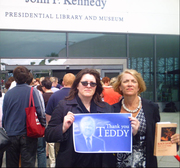 Senator Ted Kennedy's Memorial